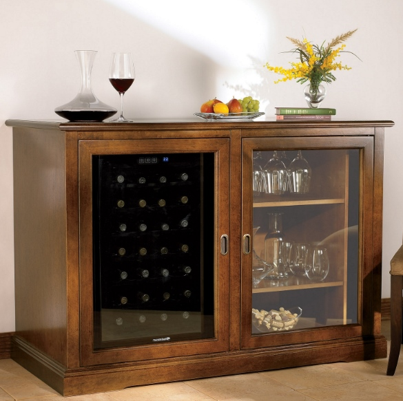 Wine Cooler Cabinet Building Tips 1